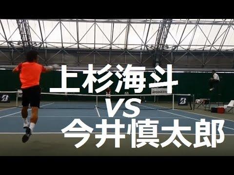 【2015インカレ/SF】今井慎太郎(早大) 対 上杉海斗(慶大)