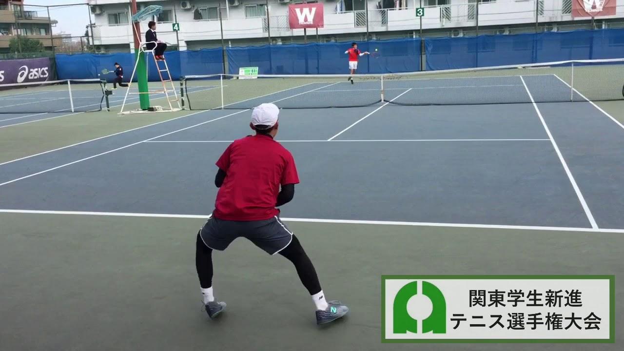 【2018年度/関東新進/2R】佐々木健吾(慶大) 対 池田悠人(中大)