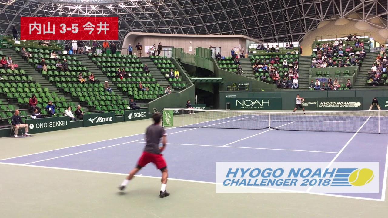 【2018兵庫ノアCH/1R】内山靖崇 対 今井慎太郎